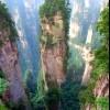 Tianzi Mountains, Kina