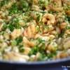 Tjestenina s jajima, sirom i krušnim mrvicama