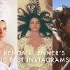 10 najboljih Instagram fotki Kendall Jenner