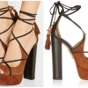 AQUAZZURA + Poppy Delevingne Hero Plateau suede and leather platform sandals£395