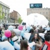 1.Hrvatski pillow fight day! by Dormeo, Zagreb