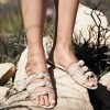 Mango Knots flat sandals $19.99