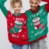 Boohoo Two Person Christmas Jumper £22.00