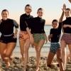 Liu Wen, Ashley Graham, Kendall Jenner, Gigi Hadid, Imaan Hammam, Adwoa Aboah i Vittoria Ceretti