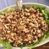 Salata sa slanutkom, grahom i hobotnicom