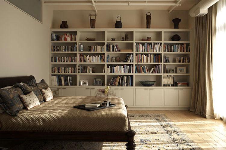 Knjige ne izlaze iz mode for Cool shelving ideas for bedrooms