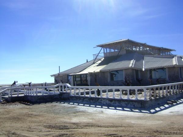 Hotel u potpunosti napravljen od soli u Boliviji