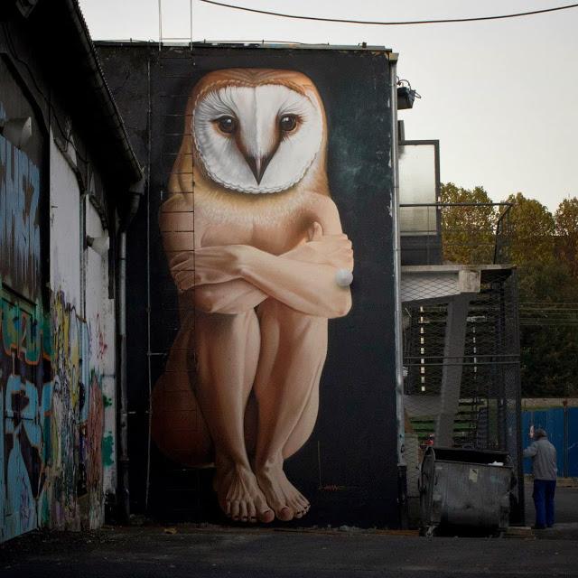 Editor 39 s pick doma i street art umjetnici uz bok banksyu for Mural u vukovarskoj ulici
