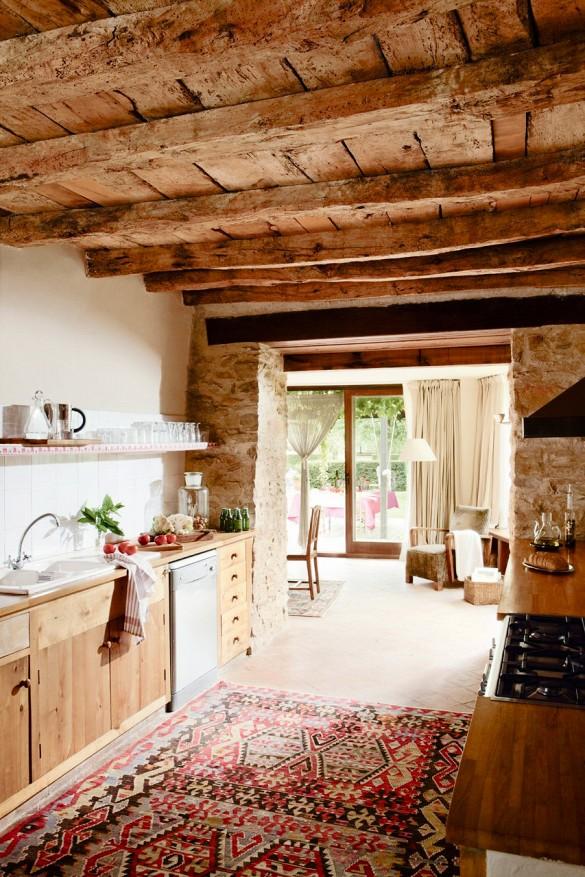 Novi trend u dizajnu interijera: perzijski sag u kuhinji!