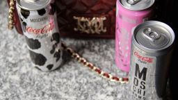 Coca Cola light predstavila neodoljive Moschino limenke