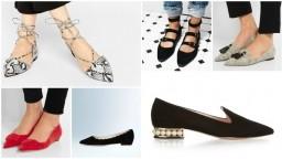 10 najšik ravnih cipelica na tržištu