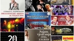 Zagreb očekuje zabavan tjedan uz ova događanja