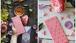 COMPARTES ROSES & ROSÉ CHOCOLATE BAR