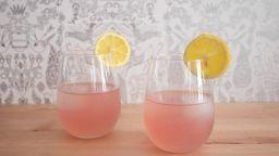 Rosé limunada
