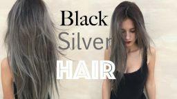 Siva ombre kosa