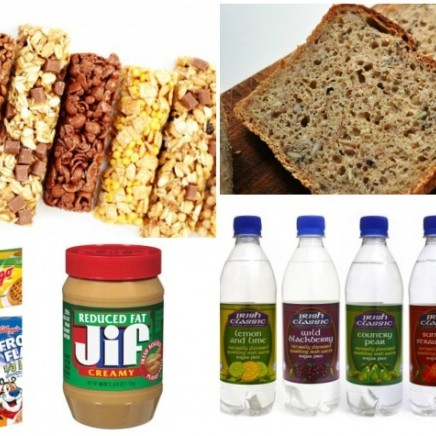 """Pet """"zdravih"""" namirnica koje to zapravo i nisu"""