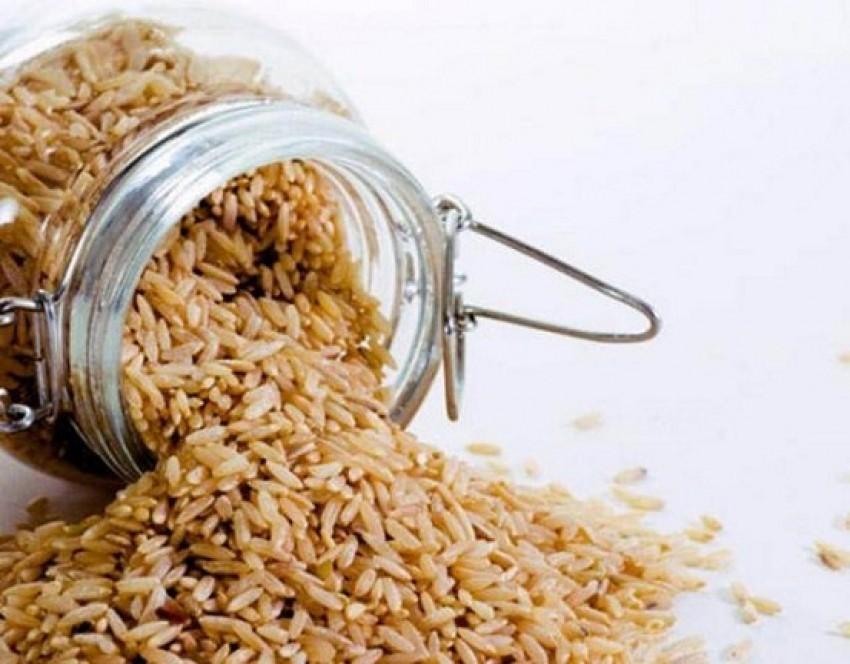 Smeđa riža