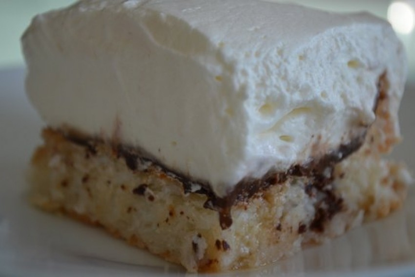 Mljac kolač od kokosa