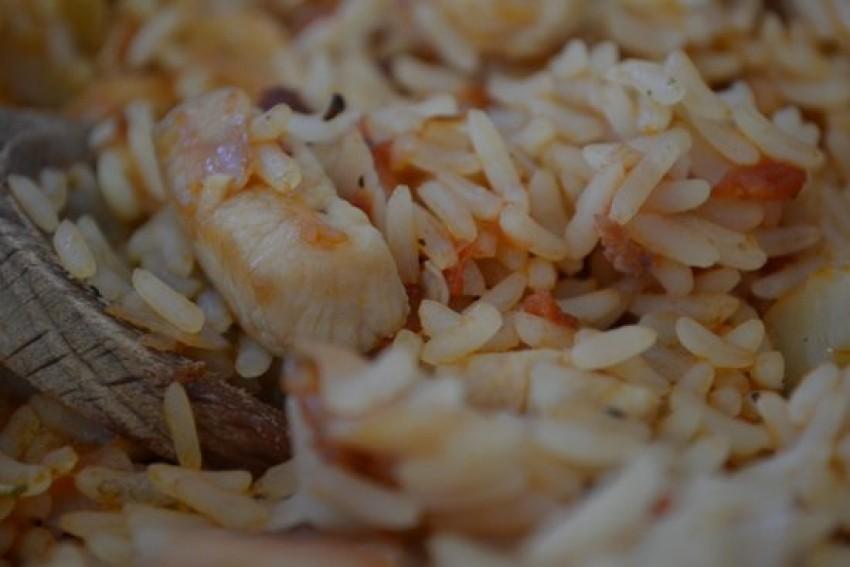 Pileći rižoto