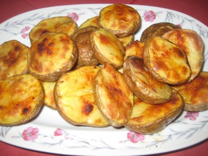 Pole - pečeni krumpir u ljusci