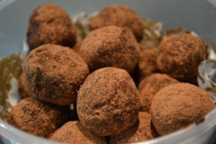 Truffes - čokoladne francuske kuglice