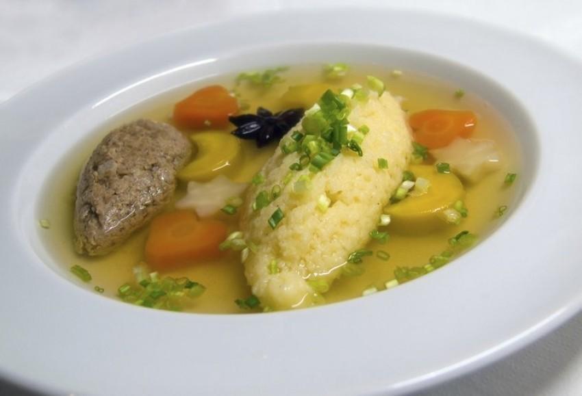 Austrijska bistra juha