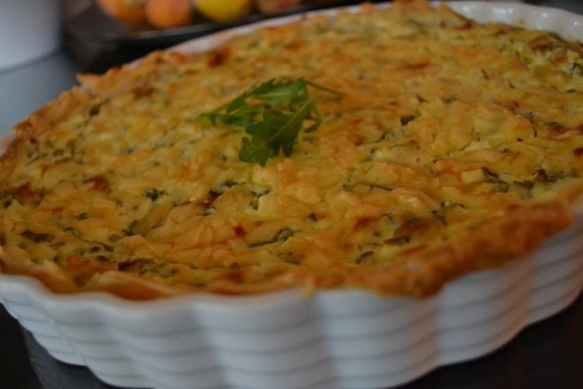 pita od sira i rukole by suzy josipović