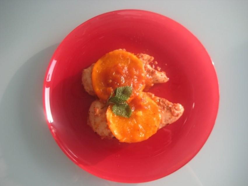 pileća prsa u umaku od naranče by suzy josipović