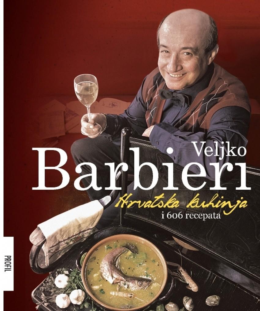 Veljko Barbieri, Hrvatska kuhinja