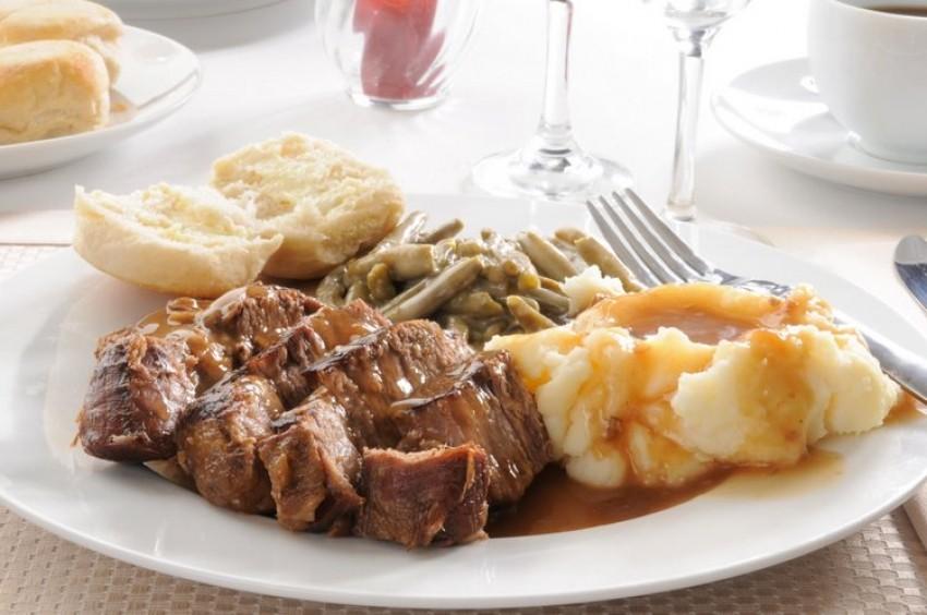 Roast beef (pečena govedina)