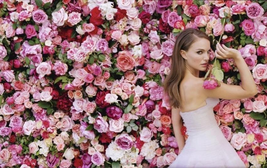 Natalie Portman za Miss Dior