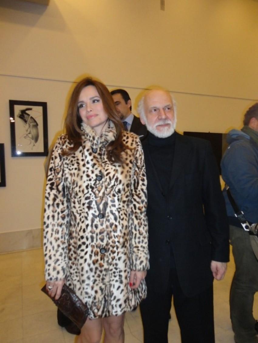 Dimitrije Popović i Severina
