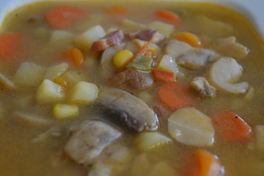 zagorska juha by suzy josipović redžepagić, mama zna