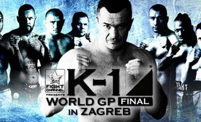 K-1 World GP Final u Zagrebu