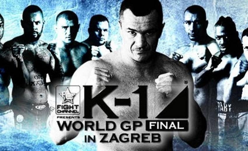 K-1 World GP Final u Zagrebu
