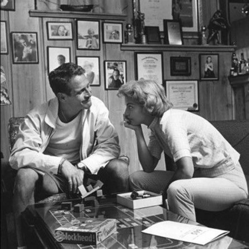 Paul Newman i Joanne Woodward