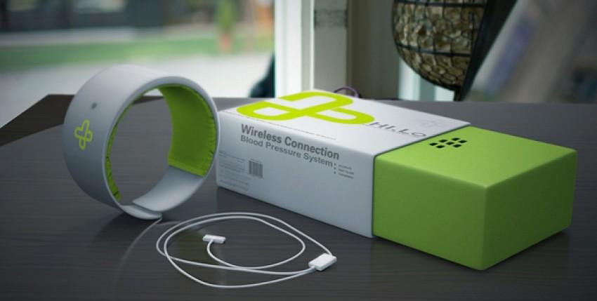 Smarphone  i uređaj za mjerenje krvnog tlaka
