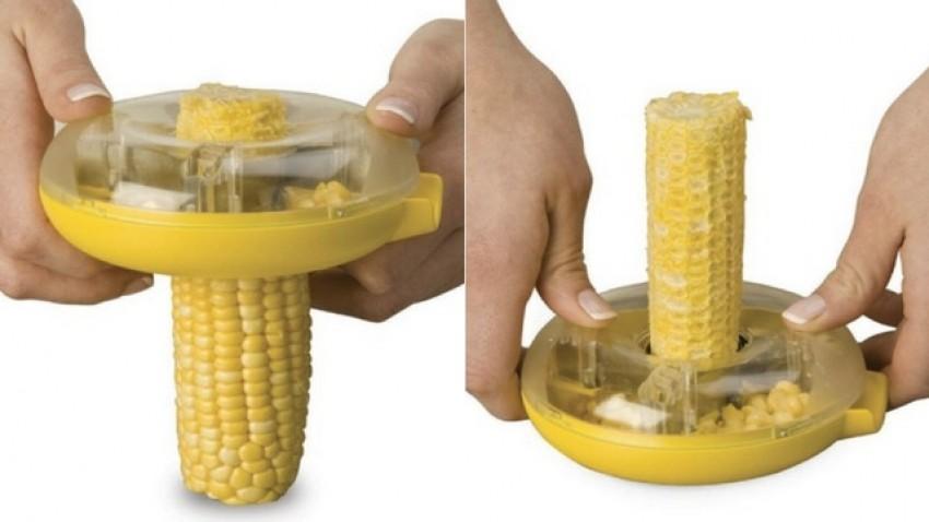 Čistač kukuruza