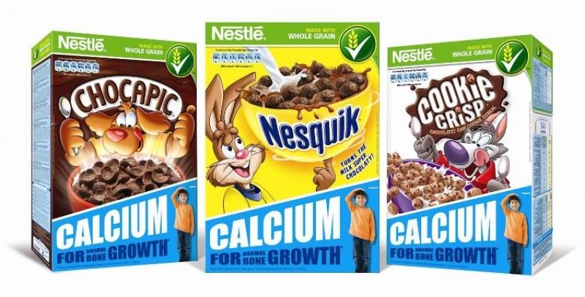 Nestlé žitarice s novom recepturom