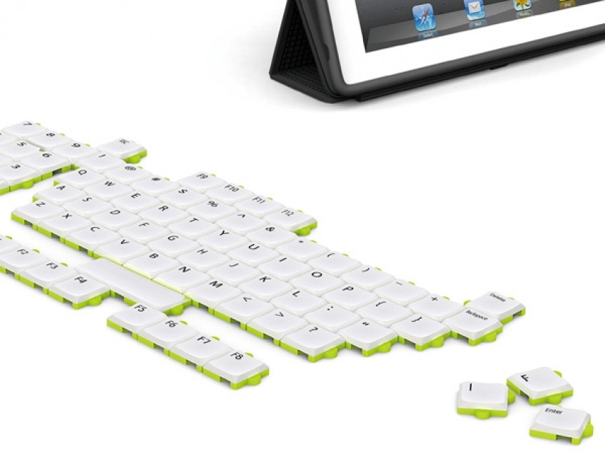 Puzzle Keyboard