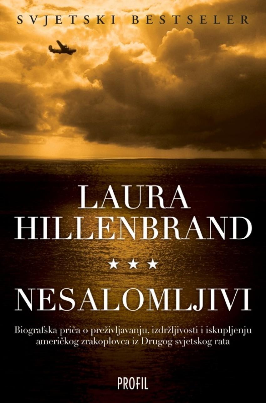 "Laura Hillenbrand ""Nesalomljivi"""