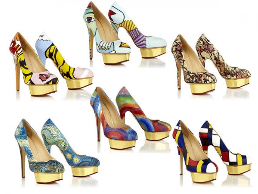 Charlotte Olympia cipele
