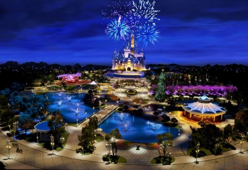 Disneyland Šangaj