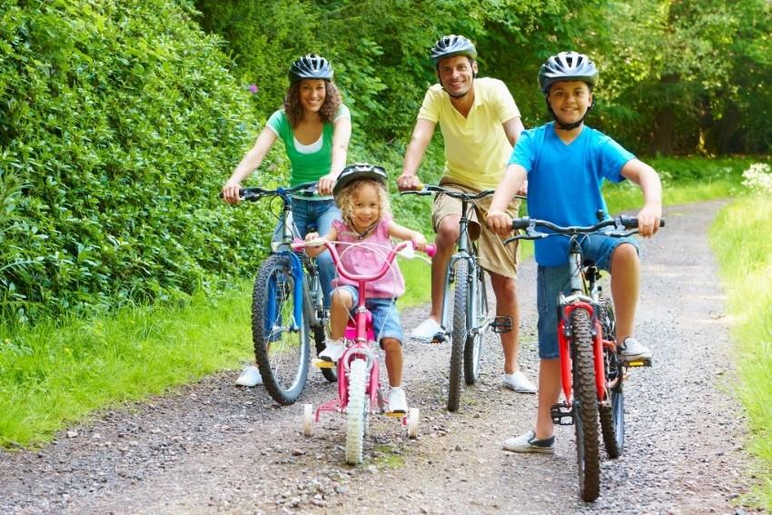 Aktivan život na biciklu