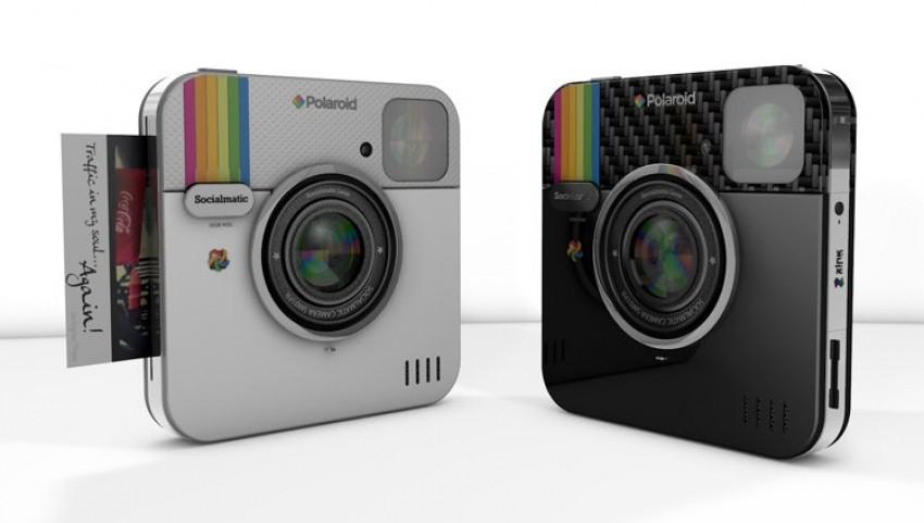 Polaroid Socialmatic foto aparat