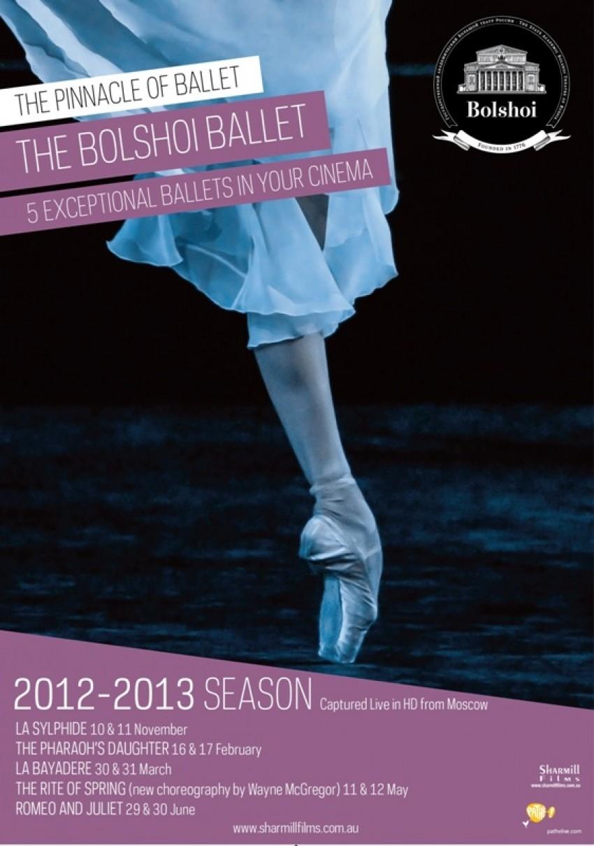 Bolshoi balet