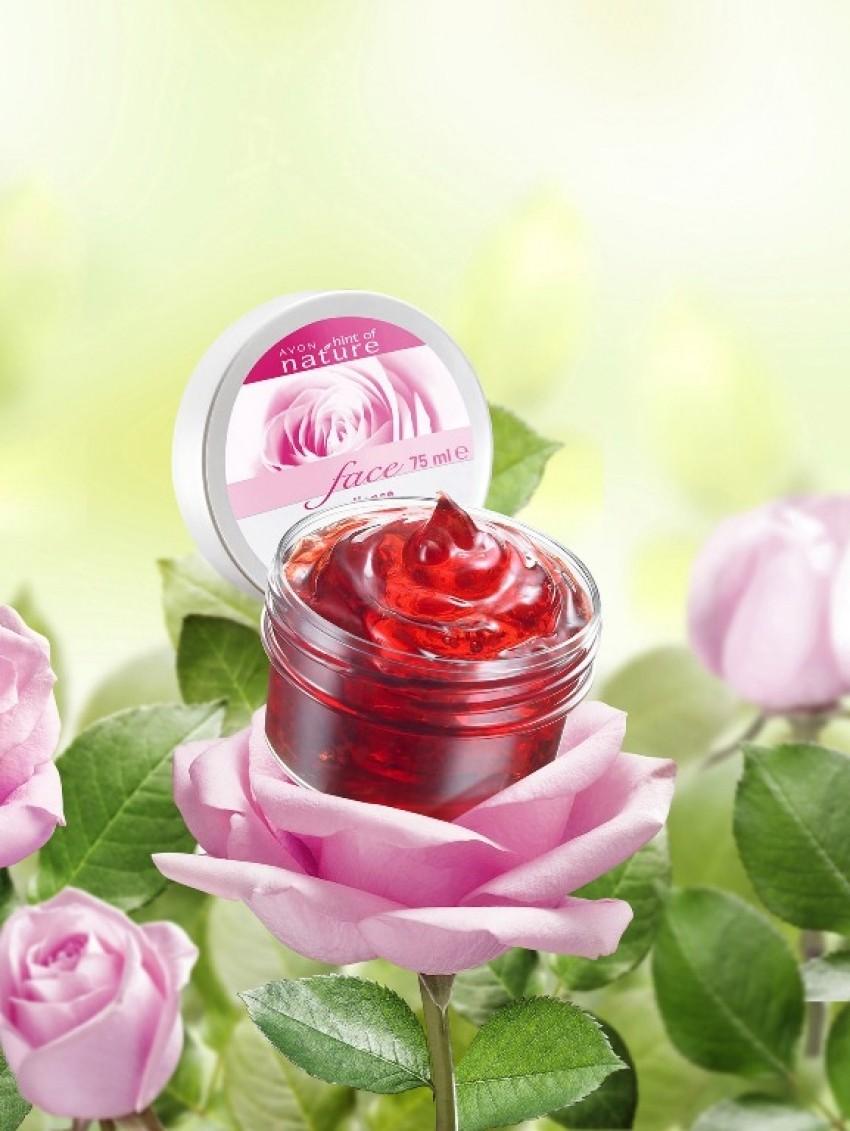 Krema za područje oko očiju s ekstraktom ruže