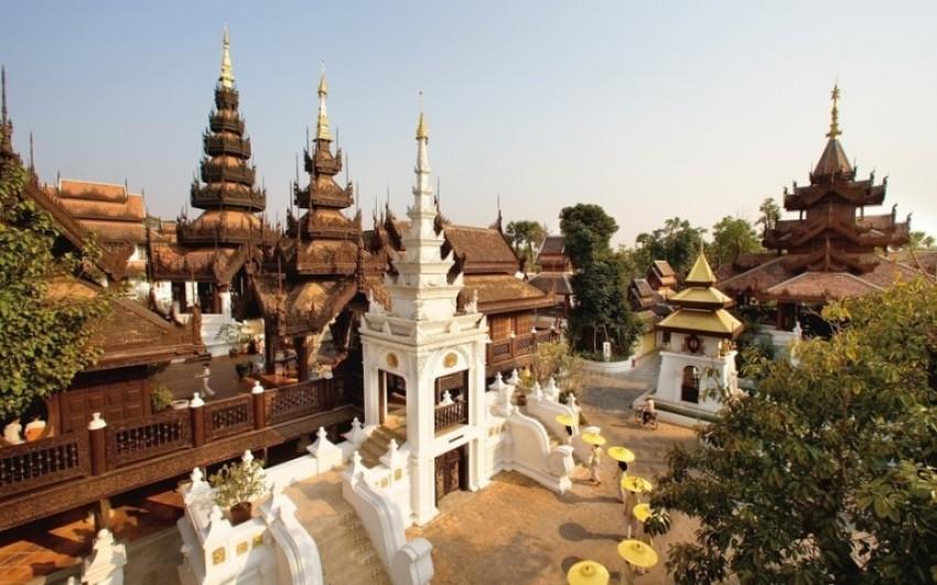Dheva Spa i wellness centar u Mandarin Oriental Dhara Dhevi  hotelu na Tajlandu