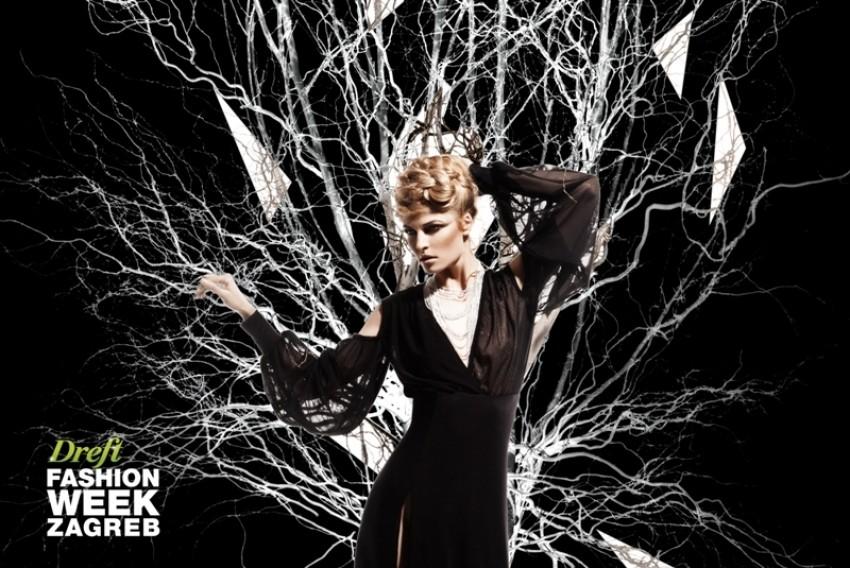 Nova kampanja Dreft Fashion Weeka Zagreb