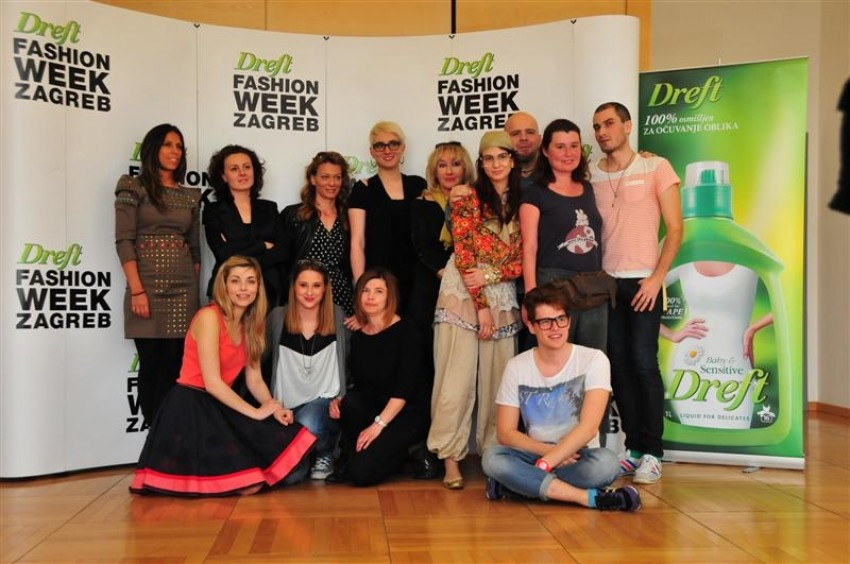 Dizajneri Dreft Fashion Weeka Zagreb